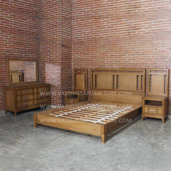 RBD 258 Set - Duncan Bedroom Set 1